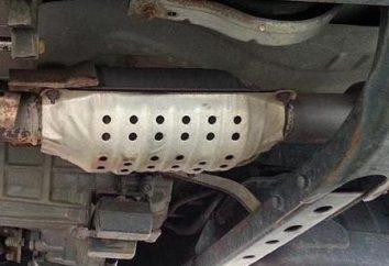 Katalizator: co to jest? Dlaczego potrzebujemy katalizator w samochodzie?
