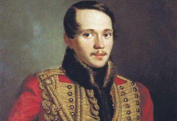 Où est l'enfance Lermontov? Lermontov Biographie: Enfance et adolescence