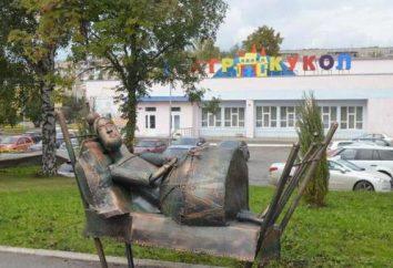Activités Nizhny Tagil: musées, monuments, temples
