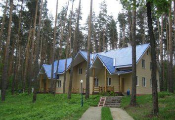 Le meilleur centre de loisirs et touristique de région de Nijni Novgorod