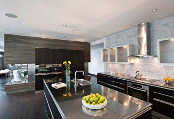 fachadas de vidro: cozinha prática