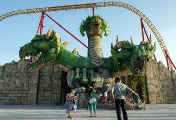 """""""Disneyland"""" w Soczi – otwarcie, foto, cena biletu"""