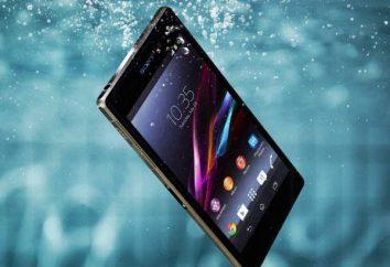 Smartfon Sony Xperia Z2 (D6503): przegląd funkcji i komentarzy ekspertów