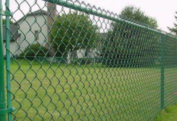maglia decorativo per la recinzione: descrizione, punti di vista e opinioni. rete metallica decorativa