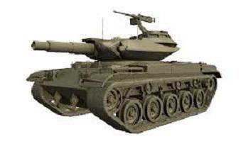 Jaki sprzęt jest umieszczany na T49 w World of Tanks.