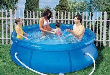 Recommandations concernant la piscine de sélection