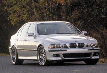 BMW M5 E39 – un représentant lumineux de la cinquième série