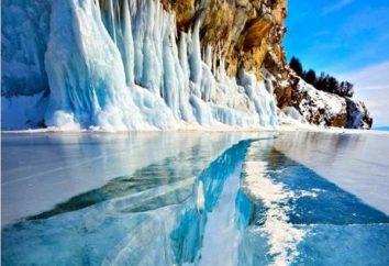 È interessante notare che, Lago Baikal scarico o non drenata?