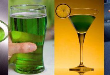 Zielone koktajle są różne. Niekiedy dramatycznie …