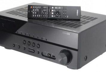 Odbiornik Yamaha 373: opis, specyfikacje, recenzje. Przegląd odbiorników