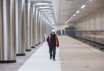 """Otwarcie datę stację """"Kotelniki"""" Metro w Moskwie"""
