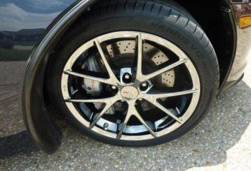 Pneus Hankook Ventus V12 EVO2 K120: comentários