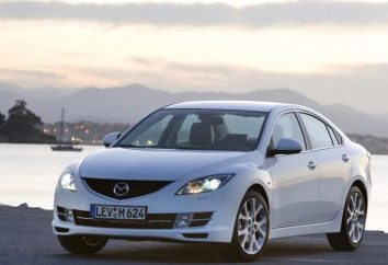 Samochody Mazda. Mazda 6 (GH): specyfikacje, opis oceny