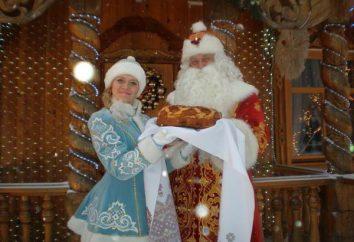 Père biélorusse Frost. Adresse du Père Gel Biélorusse
