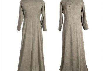 Robe – un'abitudine quotidiana del monachesimo e del clero