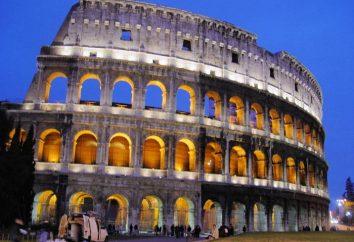 Gdzie jest Koloseum i co to jest?