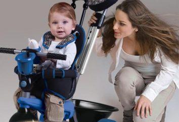 Bicicletas para crianças de 1 ano: o preço, os fabricantes