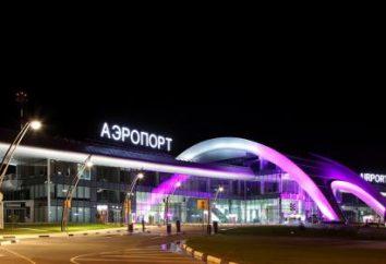 Un aéroport international moderne « Belgorod »
