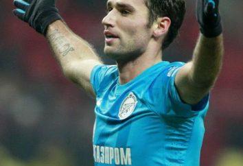 "Shirokov Roman: Route ""Zenith"" – ""Krasnodar"" – ""Spartacus"" – ""Krasnodar"""