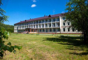 """Sanatorium """"Rondine"""" a Tyumen: trattamento di qualità e confortevole riposo"""