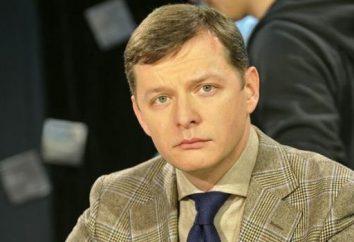 Oleg Lyashko, MP: życie osobiste, zdjęcia
