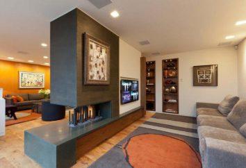 Qu'est-ce que la cloison entre les chambres: le choix des matériaux, la conception, l'installation