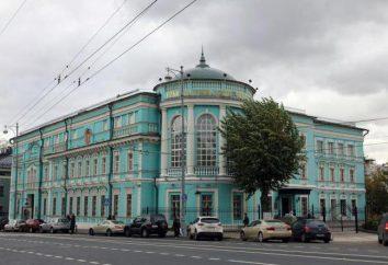 Głazunow Muzeum w Moskwie: adres, godziny pracy. Wykonawca Głazunow Ilya Siergiejewicz