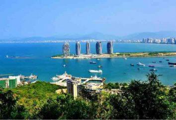 Przybył na lotnisko w Hainan otwiera bramę do ziemskiego raju