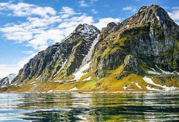 Wo ist die Insel Spitz. Die Insel Svalbard, wer der Eigentümer?