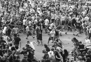 festivais de rock: descrição, história