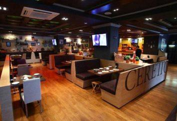 Cafe en el Boulevard de color: las direcciones, los menús, opiniones. Cafe en Moscú