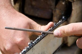 Quoi et comment affûter les tronçonneuses en chaîne?