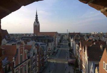 Polska. Elbląg. atrakcji i opinie