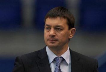 """Andrei Tarasenko – Soviética e hóquei russo, """"Sibéria"""" coach"""