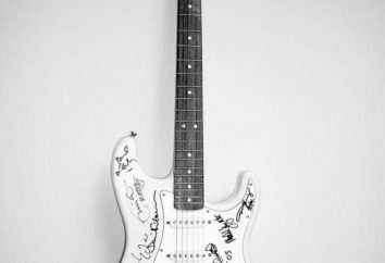 Najdroższe gitary na świecie: przegląd