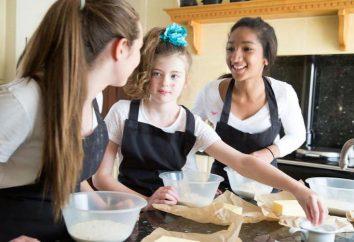 Ricette facili per i minori di 12 anni che iniziano a cucinare