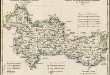 Province d'Orel: l'histoire de la province d'Orel