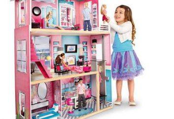 Per imparare a fare una casa per Barbie