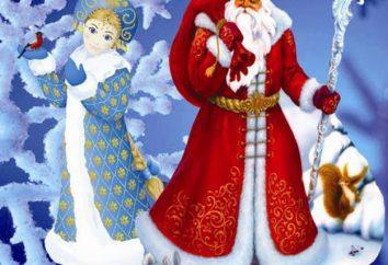 conte de fées de Noël sur le Père Noël: la description de l'intrigue, les auteurs