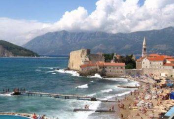 Najpopularniejsze plaże Czarnogóry