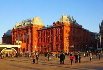 Museo della guerra patriottica del 1812 a Mosca, indirizzo, orari di apertura, recensioni, foto