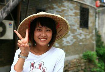 Piękne chińskie imiona żeńskie