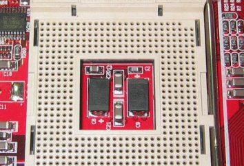 Socket 478: Procesory, płyty główne. Charakterystyka Socket 478