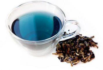 Blau Tee – schmackhaftes und gesundes Getränk