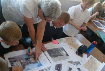 proyecto creativo en las lecciones de tecnología