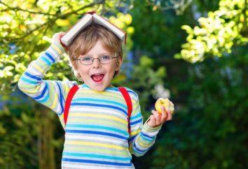 O que é as características etárias das crianças de 6-7 anos?