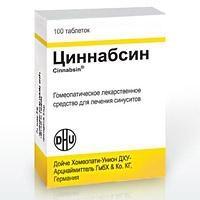 """Lek """"Cinnabsin"""": recenzje, analogi, cena, instrukcje użycia"""
