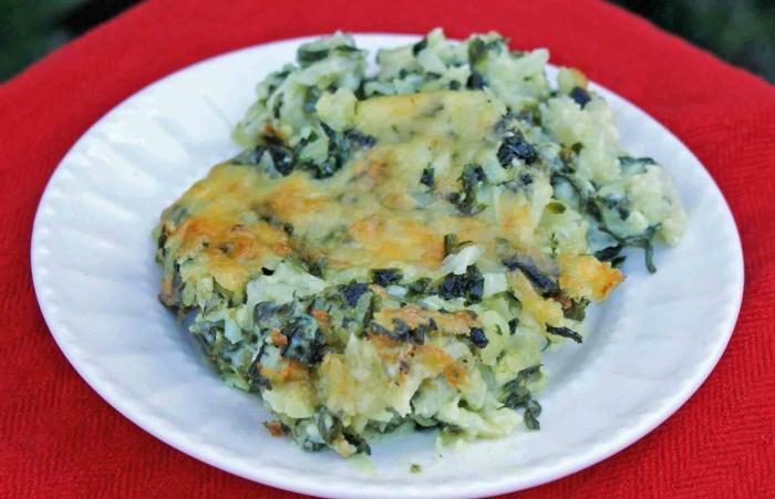 Alimenti surgelati spinaci ciò che per combinare e come cucinare