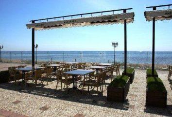 """Restaurante """"A Corrente do Golfo"""": o menu, o endereço"""