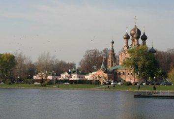 Comment se rendre à l'étang Ostankino? Comment se rendre à la tour de télévision Ostankino?